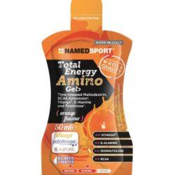 NAMED Total Amino Energy Gel